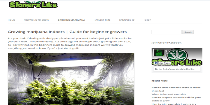 Methods to boost cannabis trichome production & growing marijuana indoors