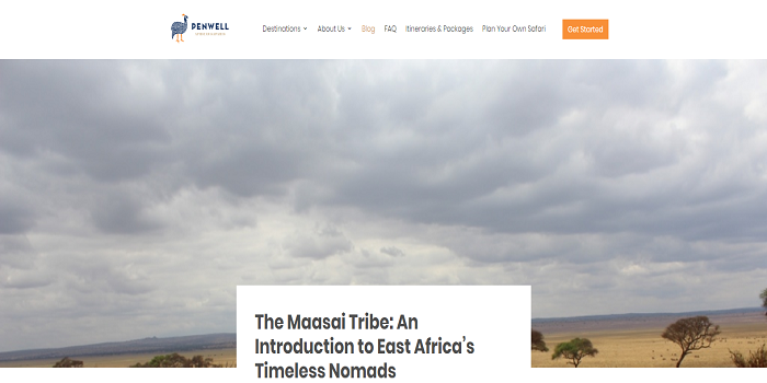 Planning An African Safari – Who are the Maasai?