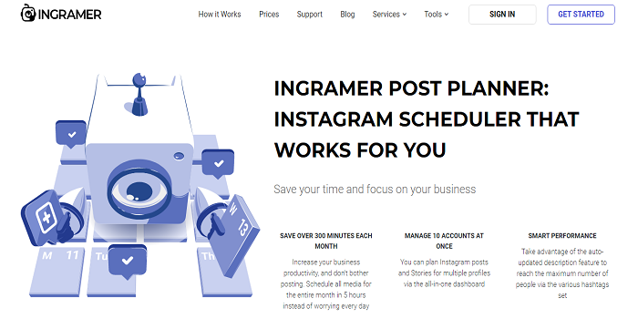 Auto Post Instagram Free instagram scheduler