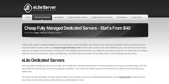 Low-cost VPS Web Servers – Pure SSD VPS managed dedicated server